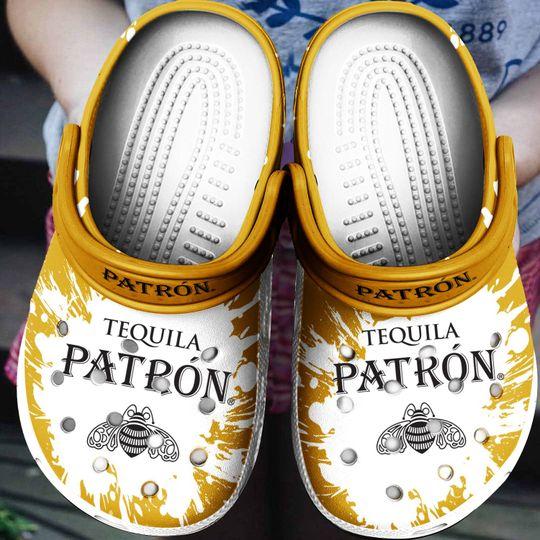 Patron Tequila Crocs Crocband Shoes