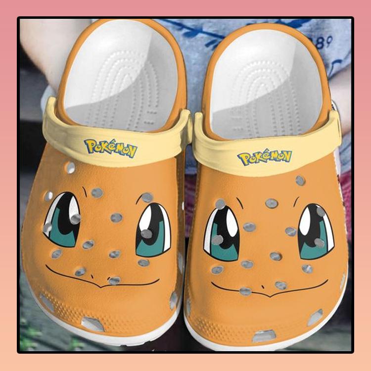 Pokemon Hitokage Charmander crocs log crocband2