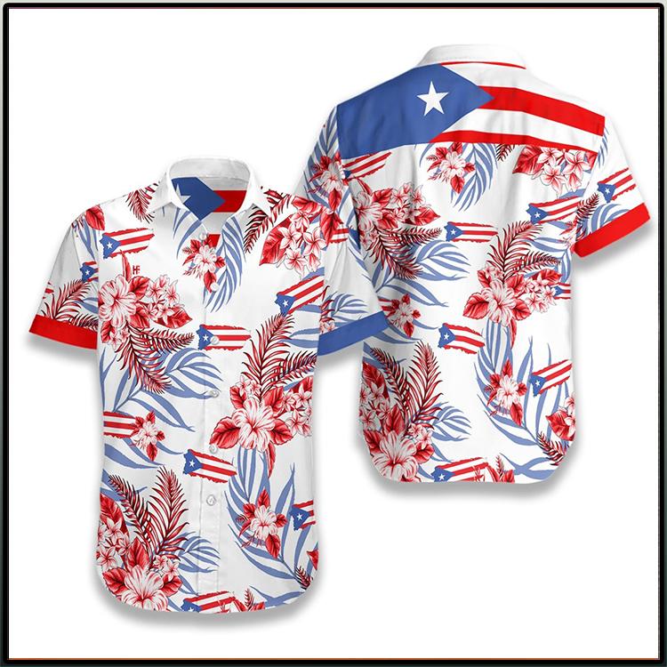 Puerto Rico Hawaiian Shirt2
