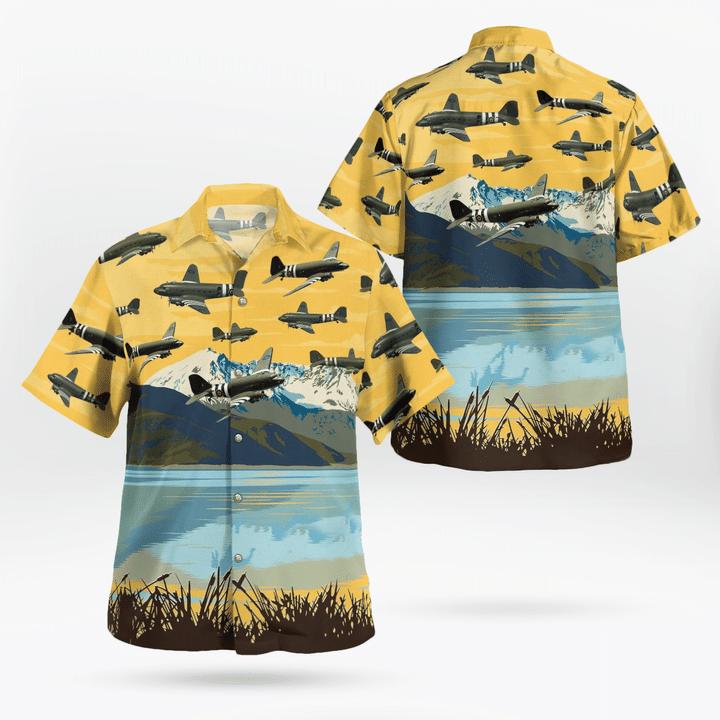 RAF Dakota Hawaiian shirt