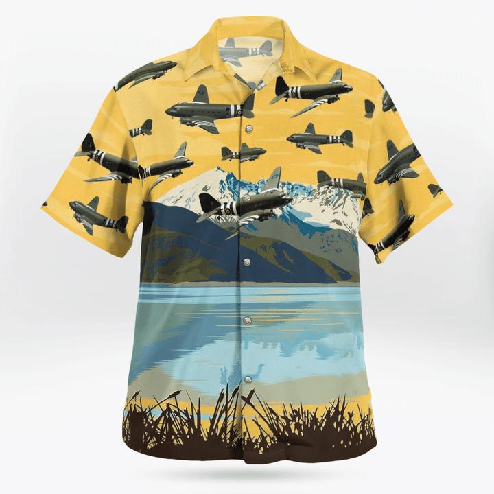 RAF Dakota Hawaiian shirt1