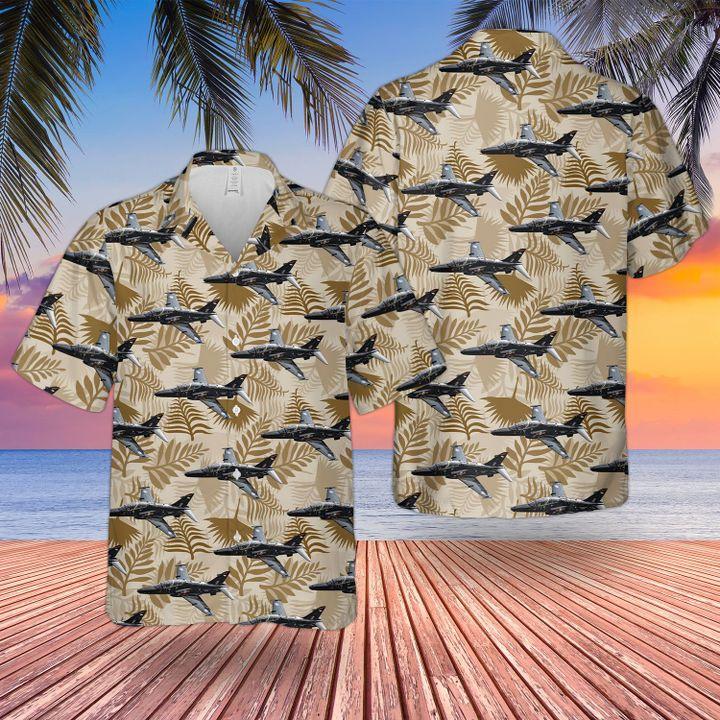 RAF Hawk T2 Hawaiian shirt