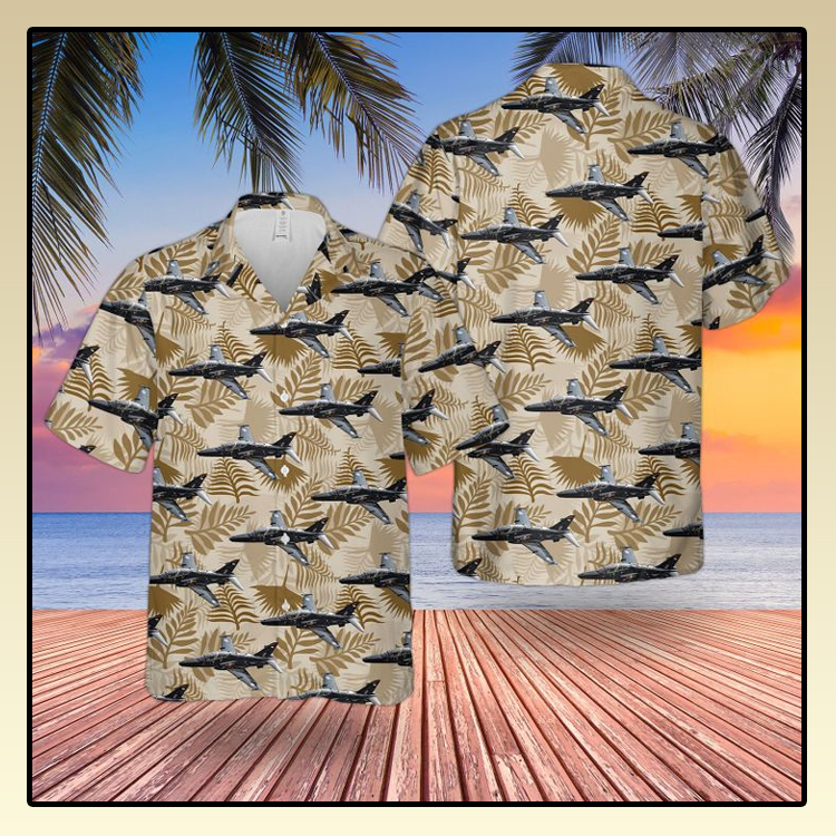 RAF Hawk T2 Hawaiian shirt2