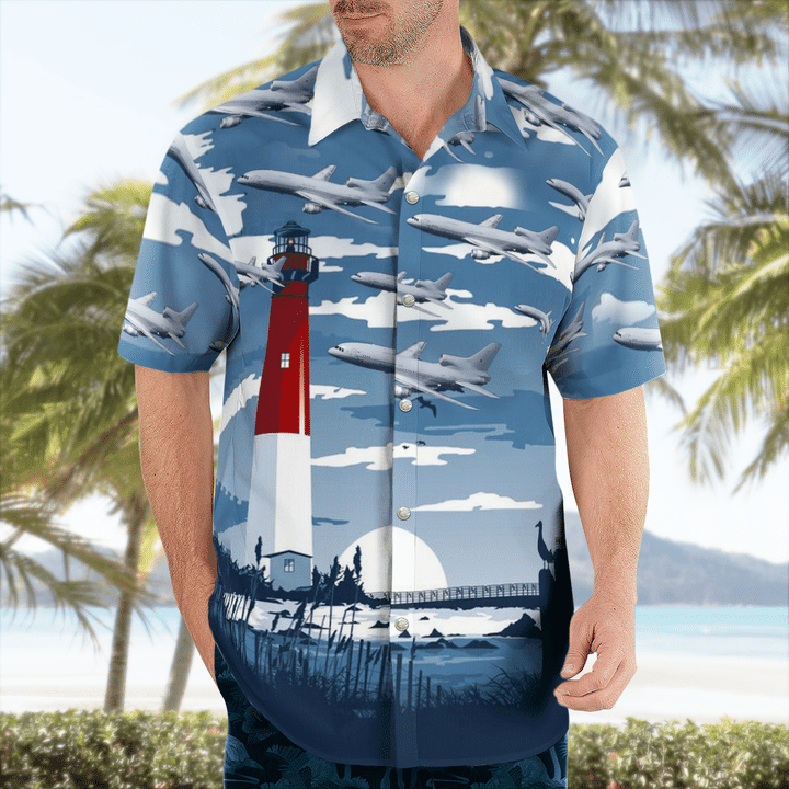 RAF L1011 Tristar Hawaiian shirt2