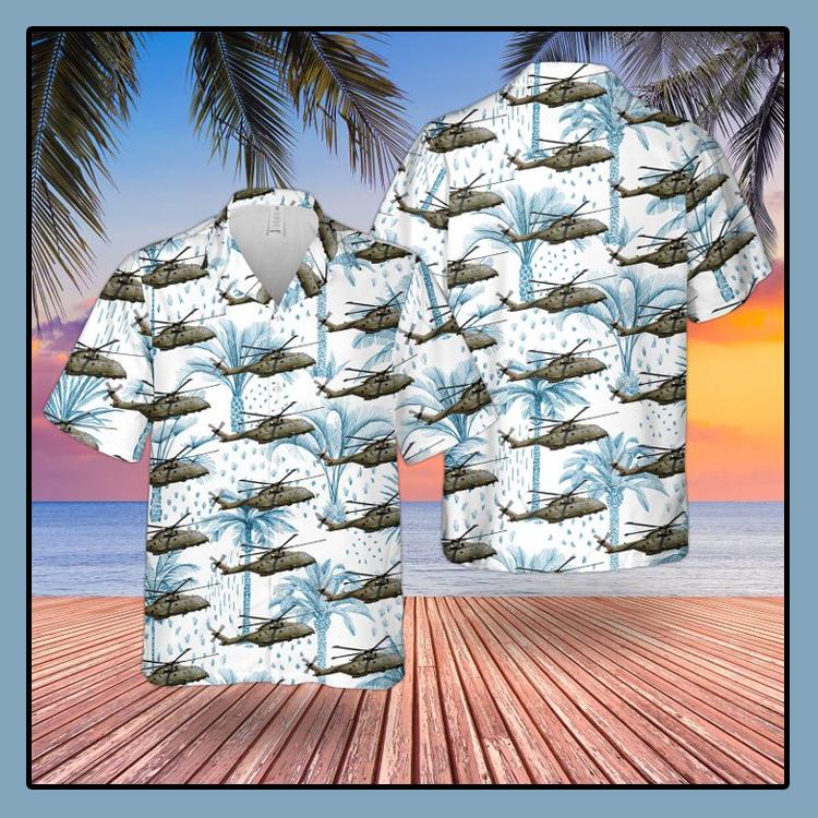 RAF Merlin HC3 Hawaiian shirt1