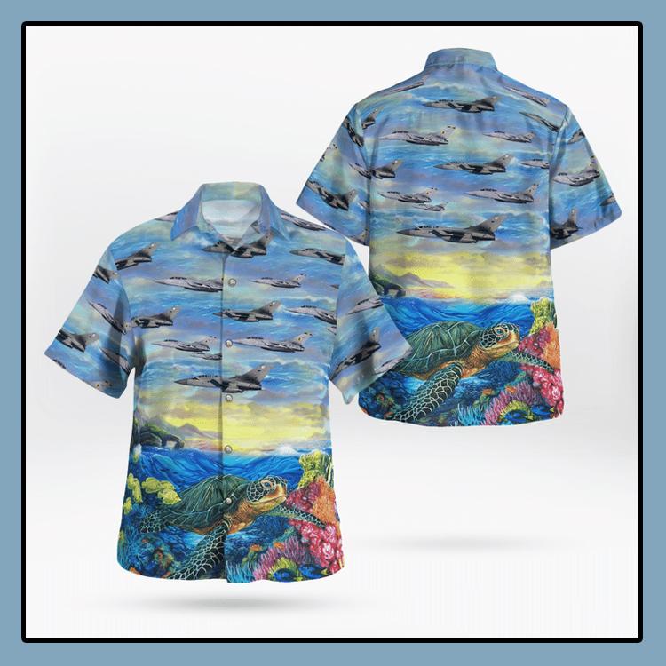 RAF Panavia Tornado F3 Hawaiian shirt1
