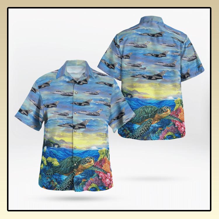 RAF Panavia Tornado F3 Hawaiian shirt2