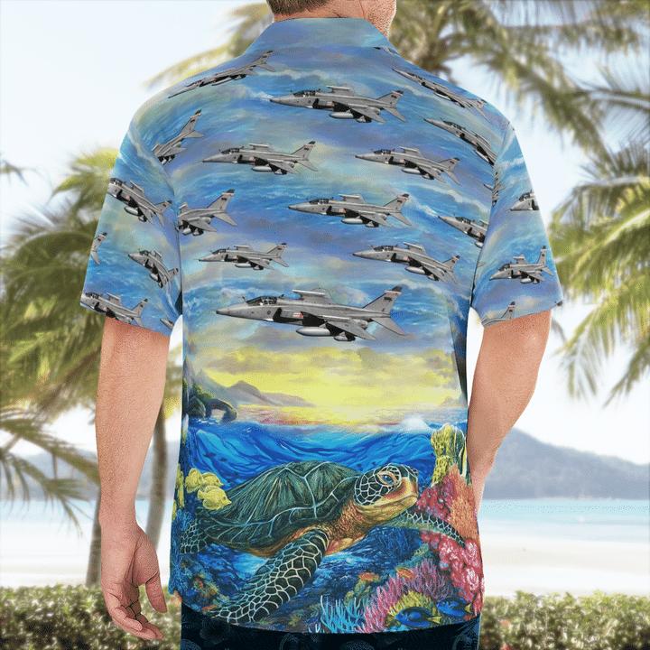 RAF Sepecat Jaguar Hawaiian shirt1