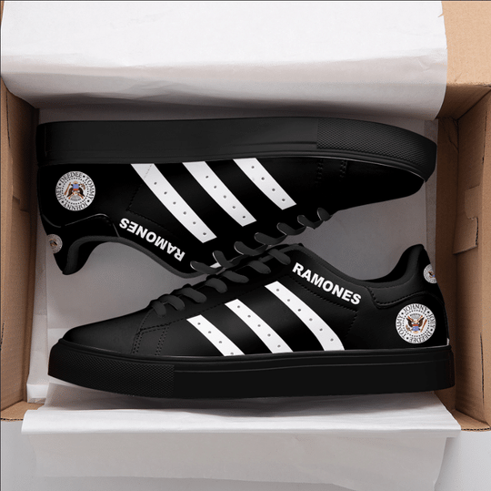 Ramones stan smith shoes1