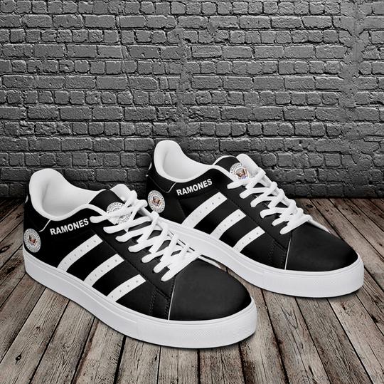 Ramones stan smith shoes2