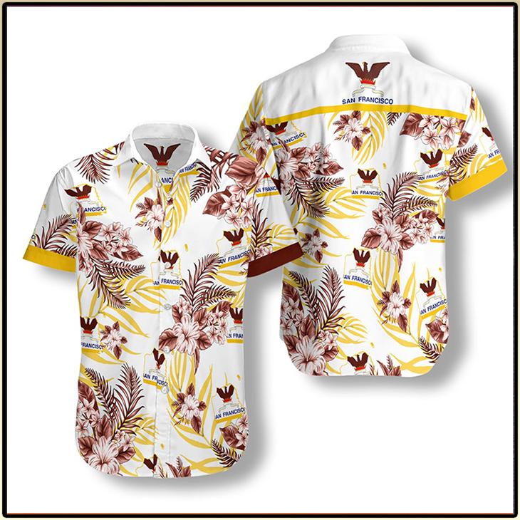 San Francisco ProudHawaiian Shirt1