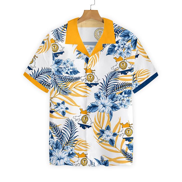 San Jose Proud ProudHawaiian Shirt