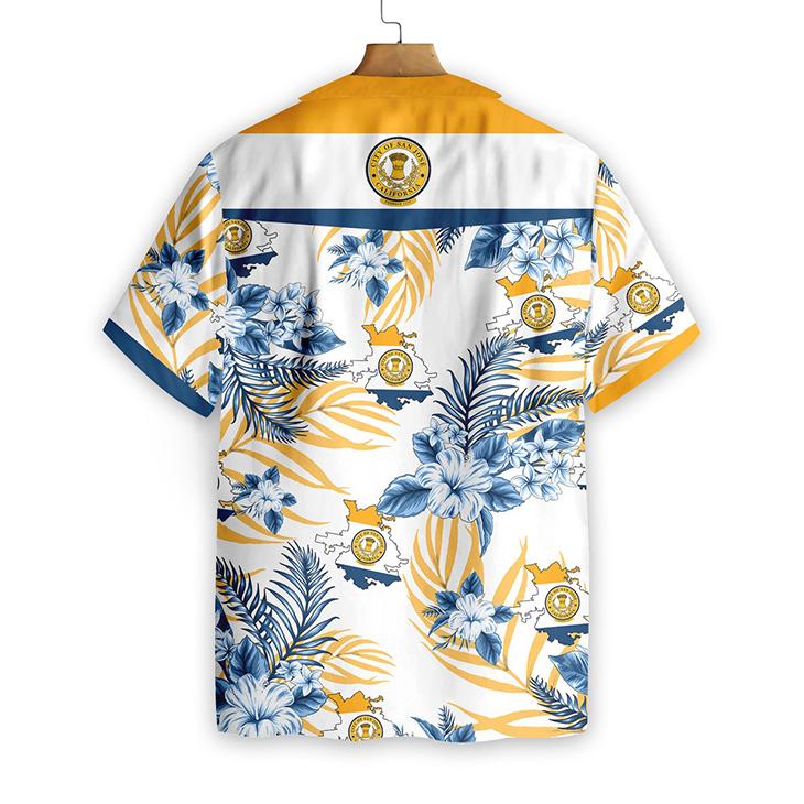 San Jose Proud ProudHawaiian Shirt1