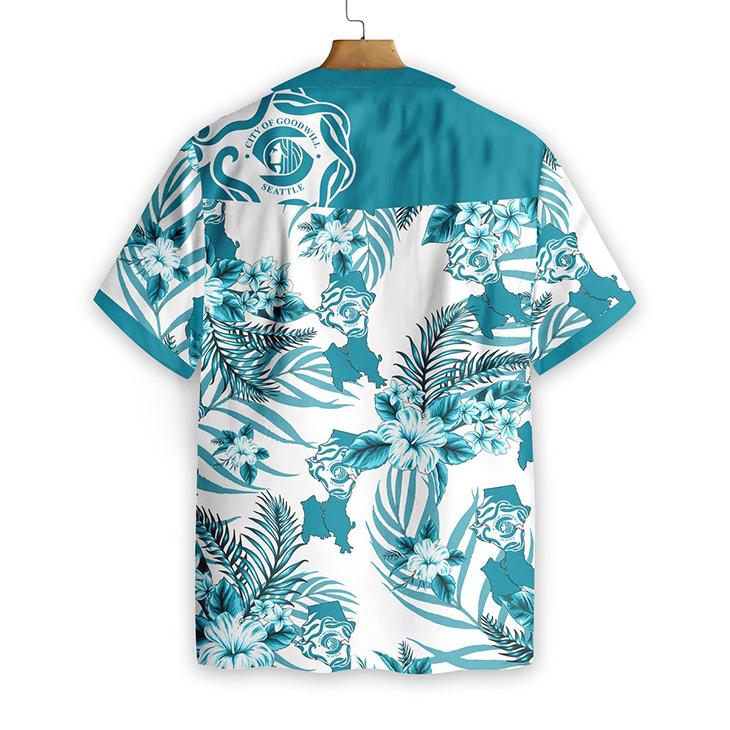Seattle Proud Hawaiian Shirt 2