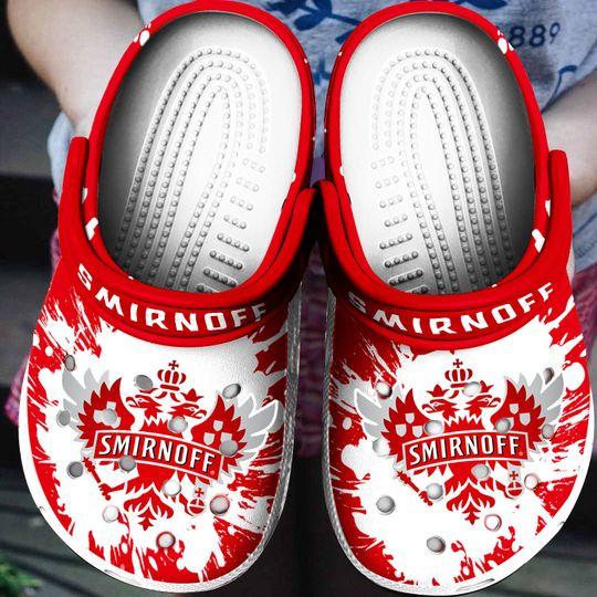 Smirnoff Crocs Crocband Shoes