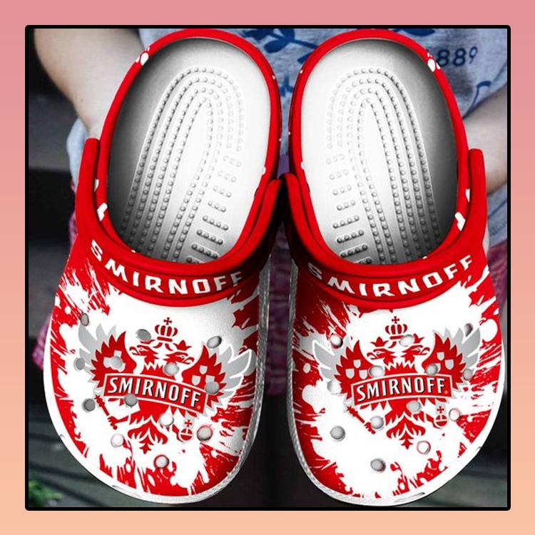 Smirnoff Crocs Crocband Shoes3