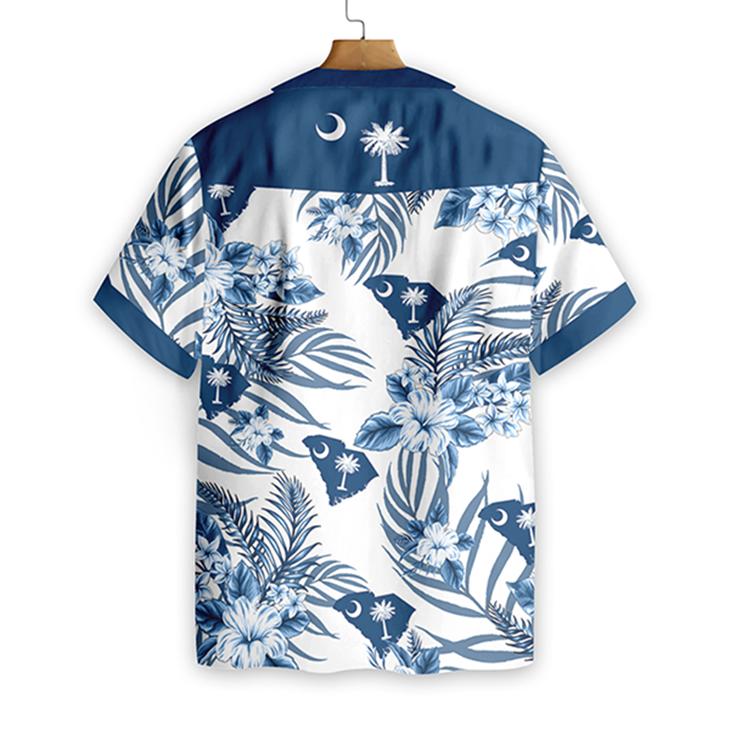 South Carolina Proud Hawaiian Shirt1