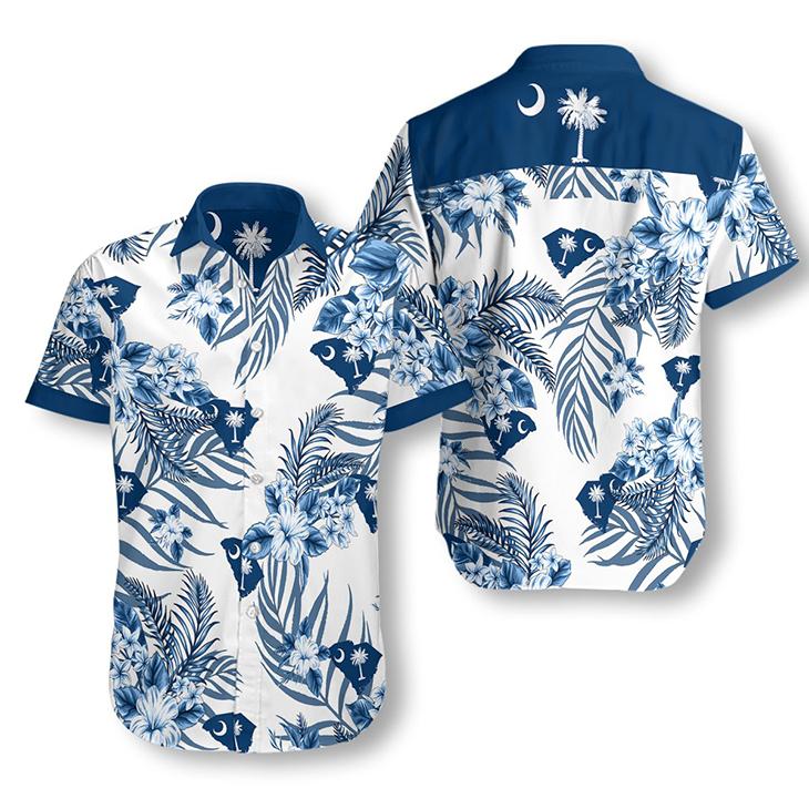 South Carolina Proud Hawaiian Shirt2