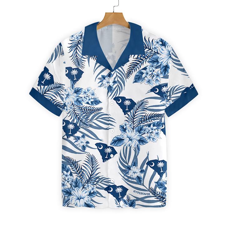 South Carolina Proud Hawaiian Shirt3