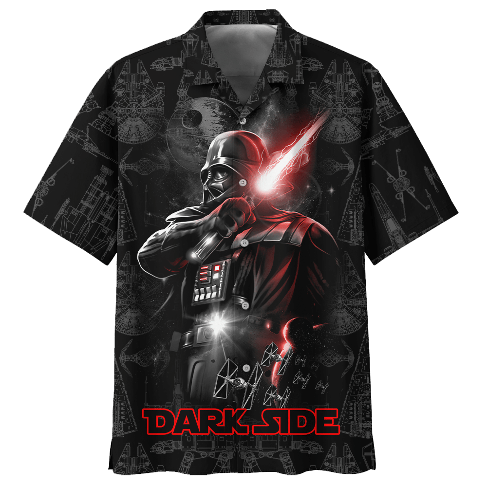 Sw Darth Dark Side Hawaiian Shirt