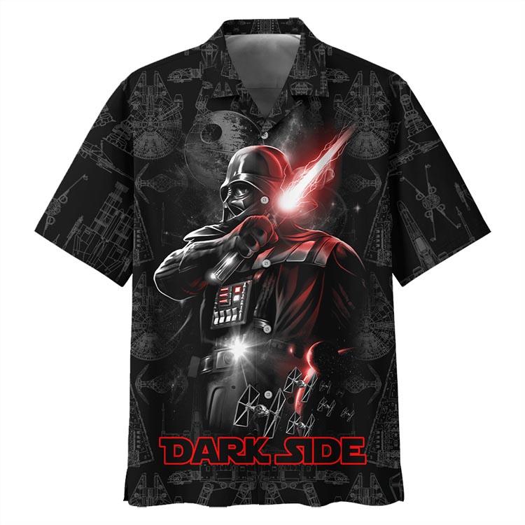 Sw Darth Dark Side Star Wars Hawaiian Shirt2