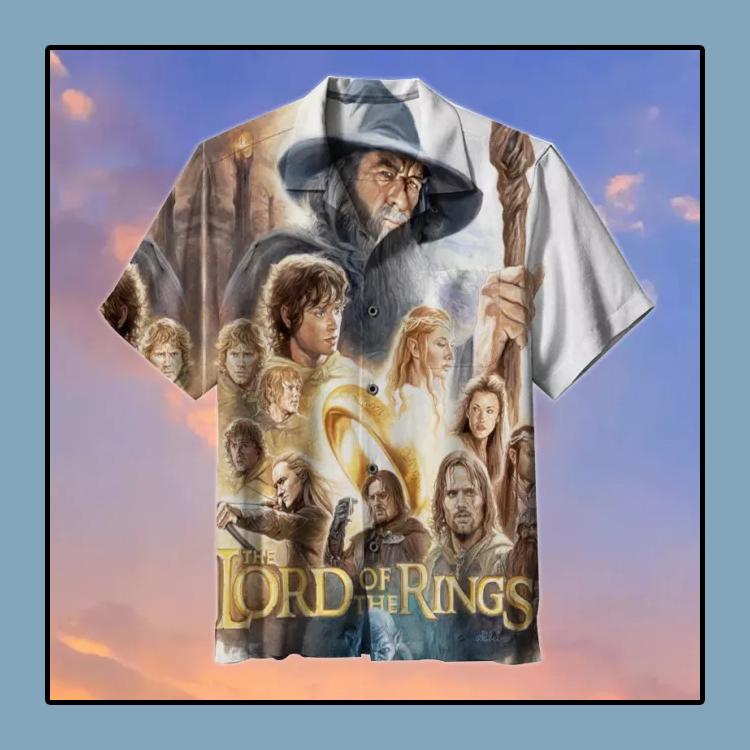 The Lord of the Rings Hawaiian Shirt