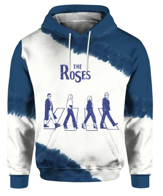 The Roses Abbey Road Schitts Creek Graphic Hoodie 3D