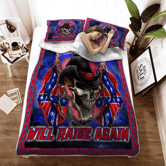 The south will raise again Quilt bedding set1