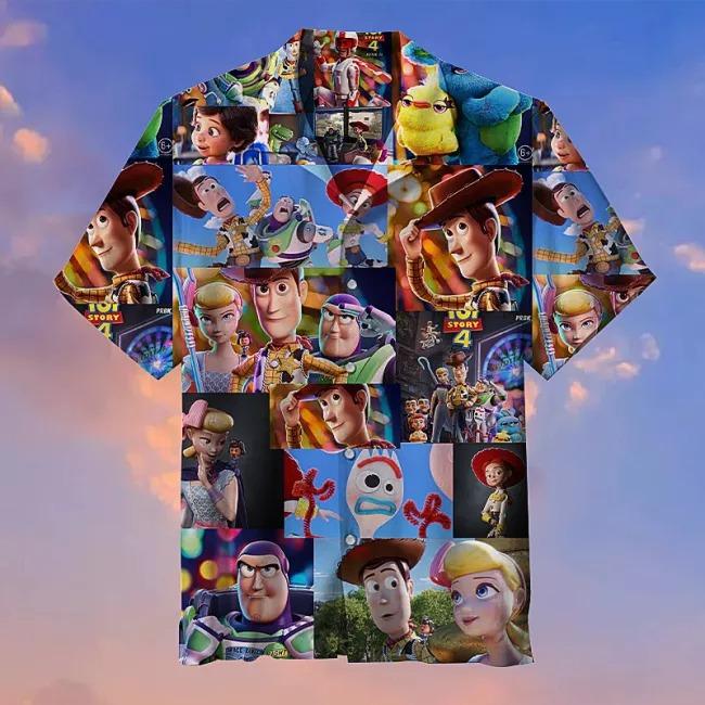 Toy Story Commemorative Hawaiian Shirt