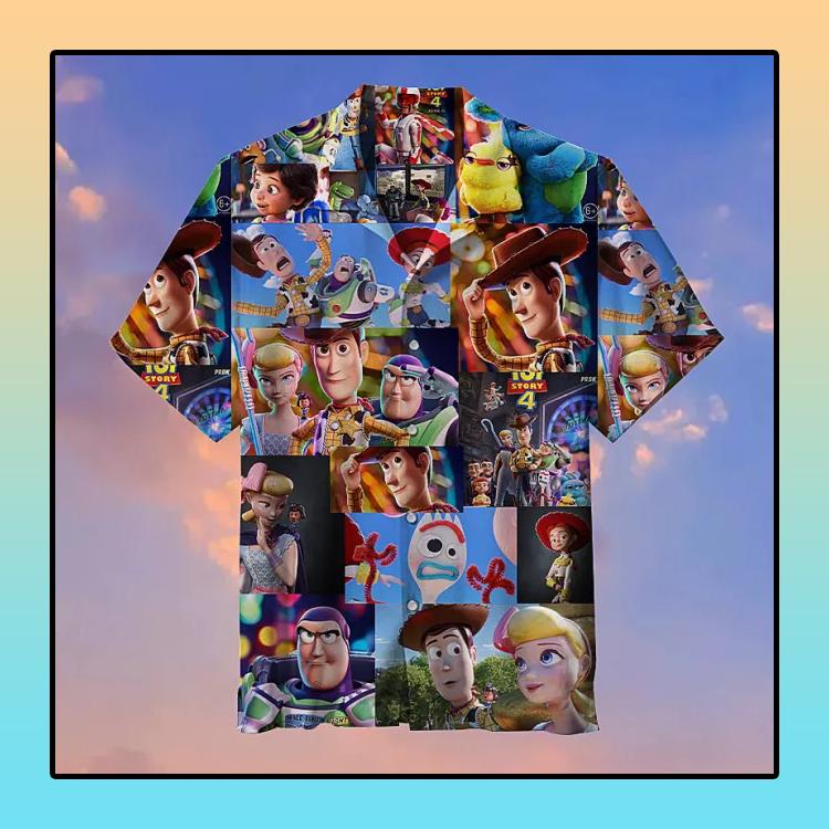 Toy Story Hawaiian Shirt