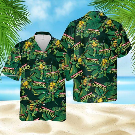 Turtles Hawaiian Shirt