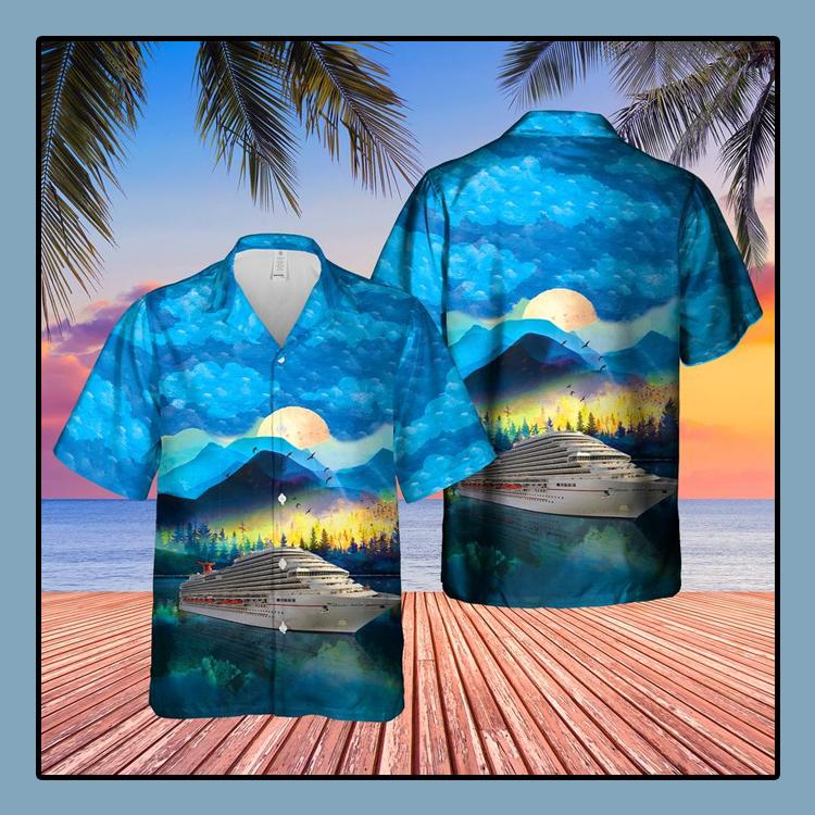 US Cruise Carnival Magic Hawaiian Shirt4