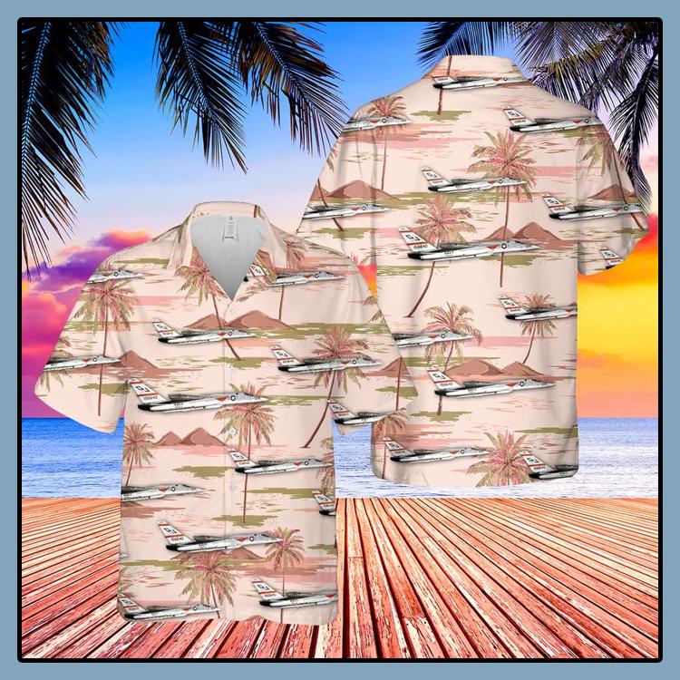 US Navy North American A 5 Vigilante Hawaiian Shirt3