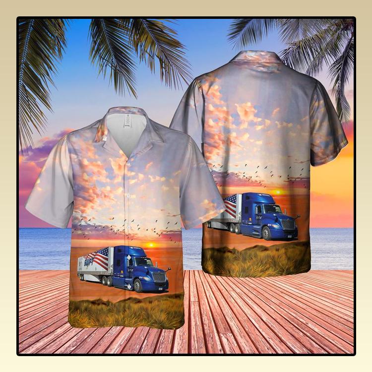 US Swift Truck Hawaiian Shirt3 2