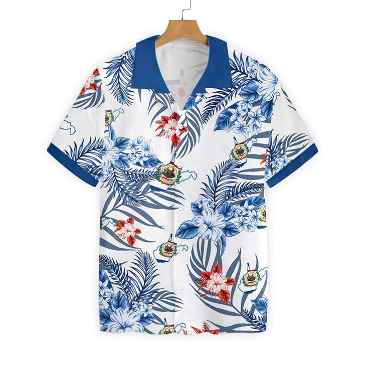 West Virginia Proud Hawaiian Shirt