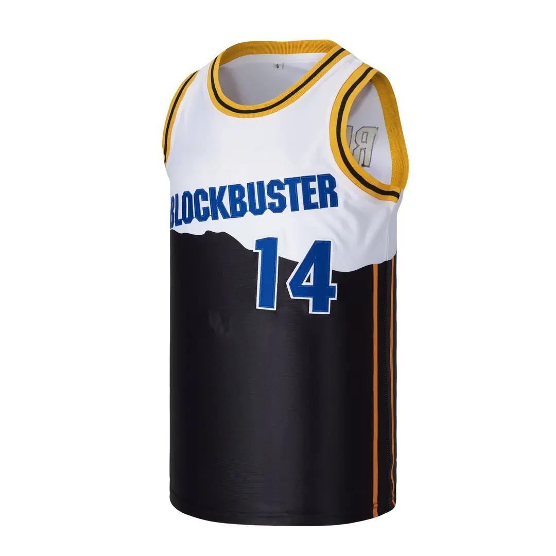 16 14 Blockbuster Rewind Basketball Jersey 2