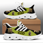 Baby Yoda star wars clunky max soul shoes