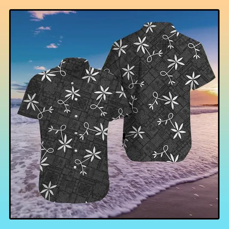 Elvis Blue Hawaiian Shirt And Short2