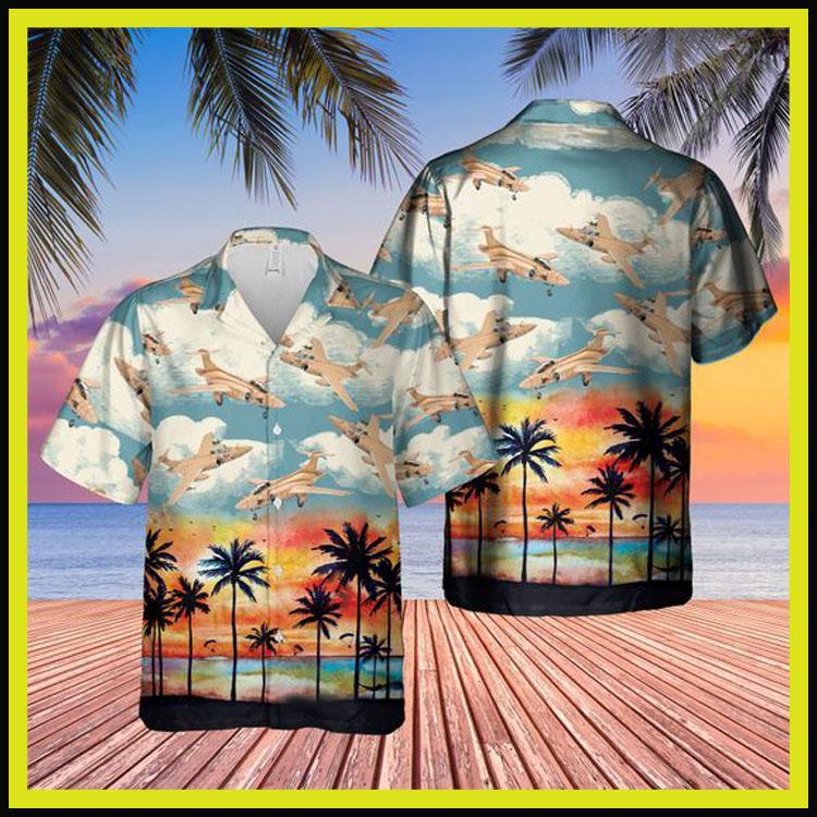 Royal air force blackburn buccaneers hawaiian shirt3 1