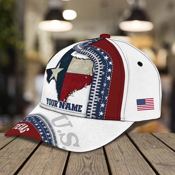 Texas Custom Name Cap2 1