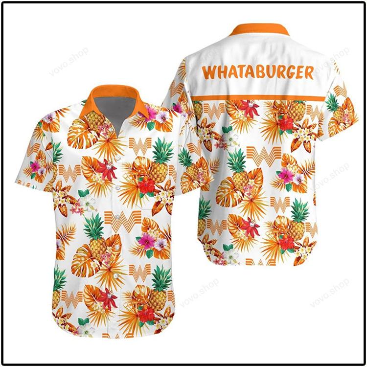 Whata Hawaiian Shirt And Short2