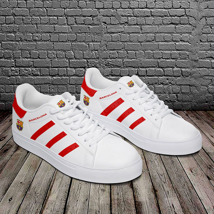 BARCELONA Stan Smith Low top Shoes