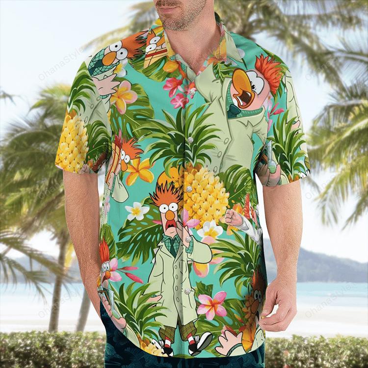 Beaker Hawaiian Shirt1 1